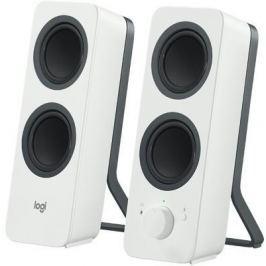 Колонки Logitech Z207 2x2.5 Вт белый 980-001292