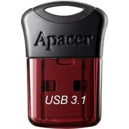 Флешка USB 64Gb Apacer Flash Drive AH157 AP64GAH157R-1 красный