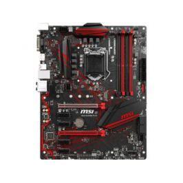 Материнская плата MSI B360M GAMING PLUS Soc-1151v2 Intel B360 2xDDR4 mATX AC`97 8ch(7.1) GbLAN RAID+VGA+DVI+HDMI