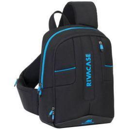 """Рюкзак для ноутбука 13.3"""" Riva 7870 полиэстер черный"""