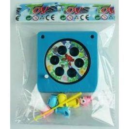 Интерактивная игрушка Наша Игрушка Рыбалка от 3 лет синий M7203