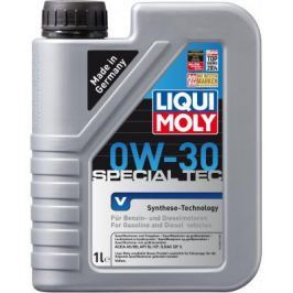 НС-синтетическое моторное масло LiquiMoly Special Tec V 0W30 1 л 2852