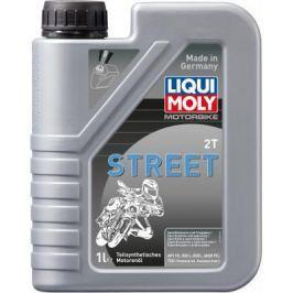 Полусинтетическое моторное масло LiquiMoly Motorbike 2T Street 1 л 3981