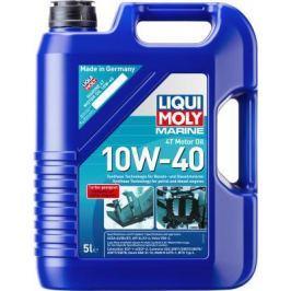 НС-синтетическое моторное масло LiquiMoly Marine 4T Motor Oil 10W40 5 л 25013