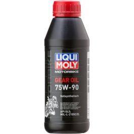 Cинтетическое трансмиссионное масло LiquiMoly Gear Oil 75W90 0.5 л 7589