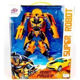 Машина-трансформер Наша Игрушка Робот-машина L015-28