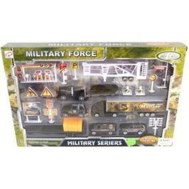 Набор Наша Игрушка Военная техника TH398-38B