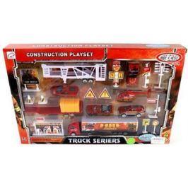 Пожарная машина Наша Игрушка Пожарная техника TH398-39A