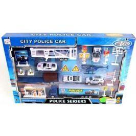 Полицейский пикап Наша Игрушка Полицейская техника синий TH398-37A