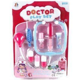 Набор доктора Наша Игрушка Doctor 8 предметов 3007-3