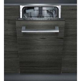Посудомоечная машина Siemens SR615X40IR чёрный