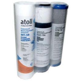 Набор фильтрэлементов atoll №303 (для серий A-313E, A-314E, D-31 )
