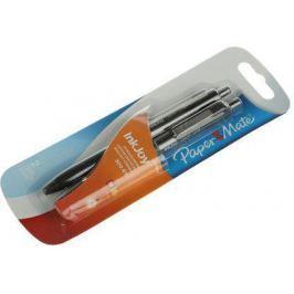 Ручка шариковая INK JOY 300 ,с кнопочным механизмом, черный,1.0 мм, 2 шт. в блист.