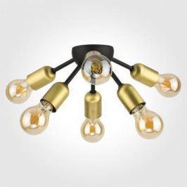 Потолочная люстра TK Lighting 1467 Estrella Black