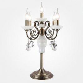 Настольная лампа Eurosvet Остин 60055/5 античная бронза