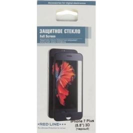 Защитное стекло 3D Red Line УТ000009794 для iPhone 7 Plus
