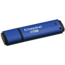 Флешка USB 32Gb Kingston DataTraveler Vault with Privacy DTVP30/32GB синий