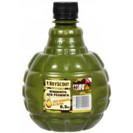BOYSCOUT Жидкость для розжига Парафиновая 0,5 л