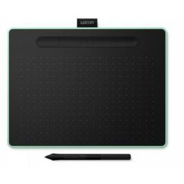 Графический планшет Wacom Intuos M Bluetooth CTL-6100WLE-N Bluetooth/USB фисташковый