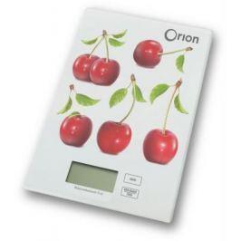 Весы кухонные Orion ВБК-СП04-5КГ рисунок