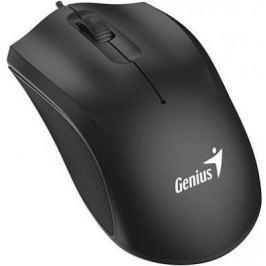 Мышь проводная Genius DX-170 чёрный USB 31010238100