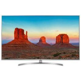 Телевизор LG 55UK7500PLC серебристый