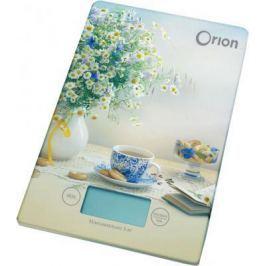 Весы кухонные Orion ВБК-СП01-5КГ рисунок