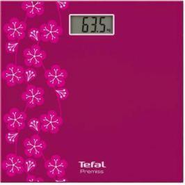 Весы напольные Tefal Premiss decor PP1073 рисунок розовый