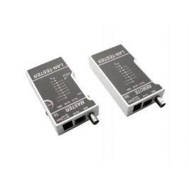Тестер Hyperline HL-NCT1 тестер LT-100 для витой пары, коаксиального и телефонного кабеля.