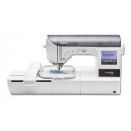 Швейная машина Brother NV1250 бело-серый