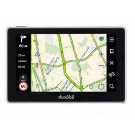 "Навигатор Dunobil Stella 5.0 5"" 800х480 8GB microSD USB Bluetooth Wi-Fi"