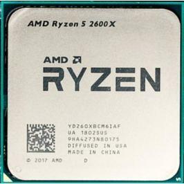 Процессор AMD Ryzen 5 2600X YD260XBCM6IAF Socket AM4 OEM