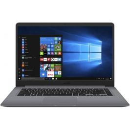 "ASUS S510UF-BQ053T 15.6""(1920x1080 (матовый))/Intel Core i5 8250U(1.6Ghz)/8192Mb/256SSDGb/noDVD/Ext:nVidia GeForce MX130(2048Mb)/Cam/BT/WiFi/war 1y/1.7kg/grey/W10"