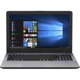 "ASUS VivoBook 15 X542UA-GQ760 Intel Core i5 7200U/8GB/HDD 500GB/Intel HD Graphics 620/DVD-RW SM/15.6""HD (1366x768) AG/WiFi/BT/Cam/DOS/2,15Kg/Matt Dark Grey/Optical Mouse"