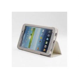 """Чехол IT BAGGAGE для планшета Samsung Galaxy Tab 3 7"""" искусственная кожа белый ITSSGT7302-0"""