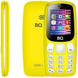 Мобильный телефон BQ 1845 One+ жёлтый