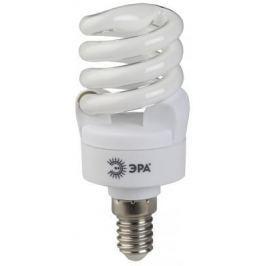 Лампа энергосберегающая ЭРА F-SP-11-827-E14 мягкий свет