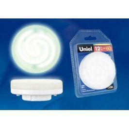 Лампа энергосберегающая UNIEL ESL-GX53-12/2700/GX53 GX53 12Вт 2700К