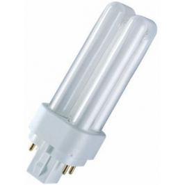 Лампа люминисцентная колба Osram DULUX D/E 26W/840 G24q-3 26W 4000K