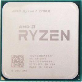 Процессор AMD Ryzen 7 2700X YD270XBGM88AF Socket AM4 OEM
