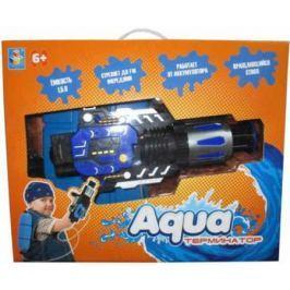 Водяной автомат 1TOY Аквамания черный синий Т12465