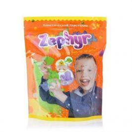 """Кинетический пластилин """"Zephyr""""-зелёный (0,3 кг/дой-пак) (извините, гиперссылка на картинку отсутствует)"""
