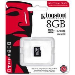Карта памяти Micro SDHC 8GB Class 10 Kingston SDCIT/8GBSP