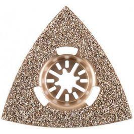 Полотно для МФИ Hammer Flex 220-023 MF-AC 023 шлифпластина треугольная, 79мм, керамика