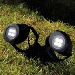 Ландшафтный светодиодный светильник Fumagalli Minitommy 2L Spike 3M1.001.000.AXU2L