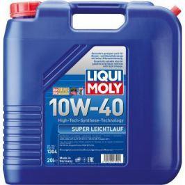 НС-синтетическое моторное масло LiquiMoly Super Leichtlauf 10W40 20 л 1304