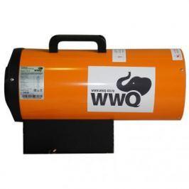 Тепловая пушка газовая WWQ GH-15 17000 Вт ручка для переноски чёрный оранжевый