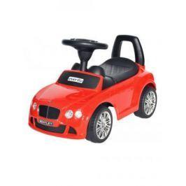 Каталка-машинка Everflo Bentley Continental GT Speed EC-626 красный от 1 года пластик