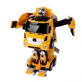 """Робот-трансформер 1Toy """"Робот-машина"""" - Бетономешалка на радиоуправлении Т11022"""