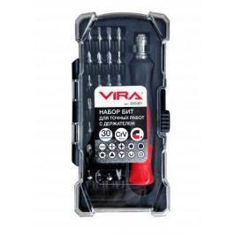 Набор отверток VIRA 305081 набор бит для точных работ с держателем 30 предметов